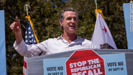 Five places to watch in the California recall