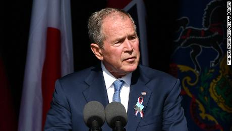 George W. Bush perfectly tied 9/11 to the January 6 attack
