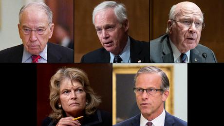 Key senators eye the exits ahead of 2022 midterms: 'It's a six-year commitment'