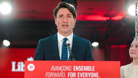 Justin Trudeau's mistake
