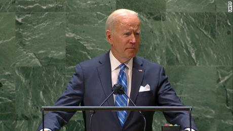 Biden announces US will increase funding to help developing nations confront the climate crisis