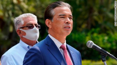 California Attorney General Rob Bonta announced an agreement in August with the city of Bakersfield to overhaul its police department.