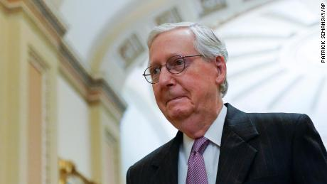 Mitch McConnell blinked