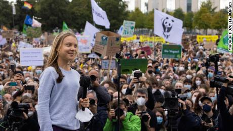 Climate activist Greta Thunberg could also be in the running for the Nobel Peace Prize.