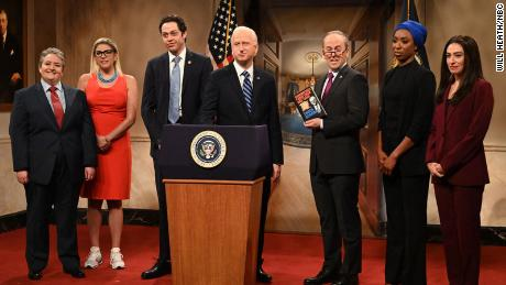 'SNL' is right. Democrats are toast without a deal